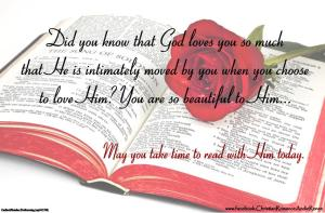 Choose to Love God