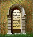 Your doorway